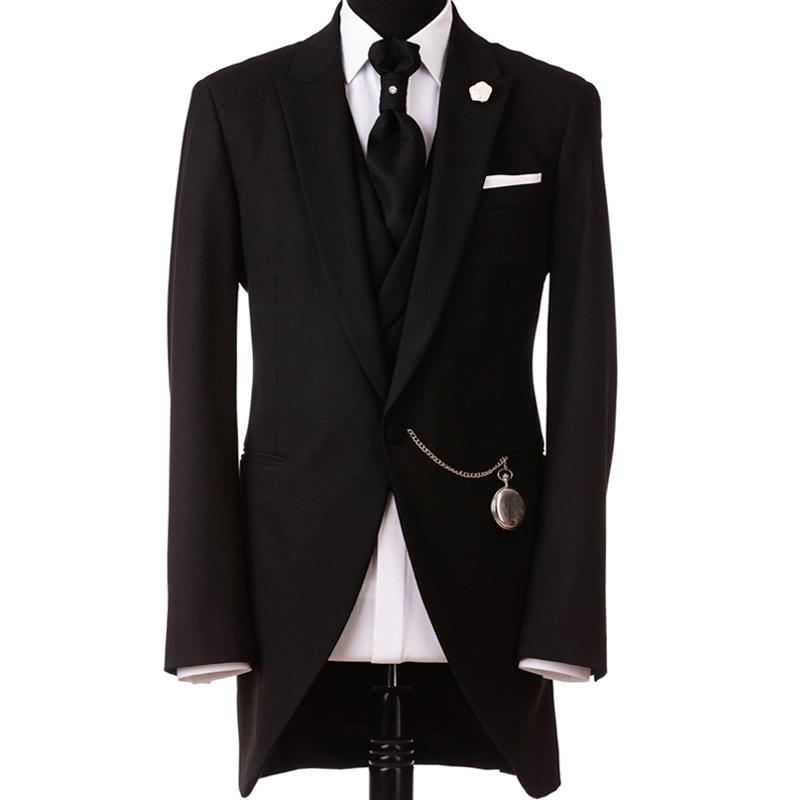 Redingota la comanda din stofa premium | Anghel Constantin Tailoring